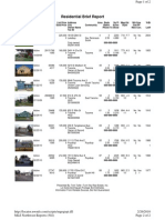 Friday Foreclosure List for Pierce County, WA including Tacoma, Gig Harbor, Puyallup and surrounding areas