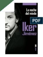 La Noche Del Miedo-iker Jimenez