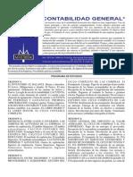 Contabilidad General 2014