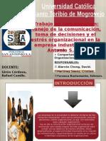 Empresa San Antonio S.A