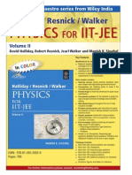 Resnick Halliday s Physics for Iit Jee Vol 2