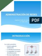 Admin Redes 0112