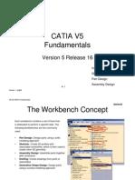 Catia v5 Fundamentals