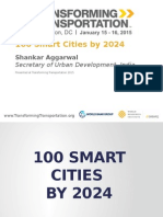 Transforming Transportation Smart Cities India