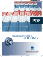 Pennar Roofing Profile