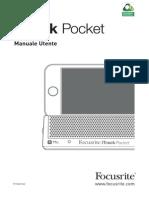 Manuale Utente Itrack Pocket Settembre 2014