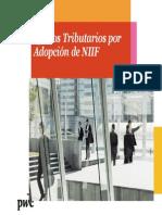 Efectos Tributarios Por Adopcion de NIIF Pwc