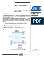 Qtan0048_ex - Mxt224 Pcb Fpcb Layout Guidelines