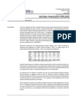 Sistema Financiero Peruano 2014
