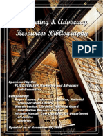 Bibliography - Library Marketing