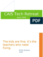 CAIS Tech Retreat