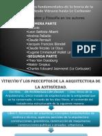 Principios y Conceptos en La Historia de La Teoria de La Arquitectura 97-2003
