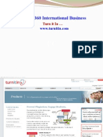 Turnitin Instructions Bsns 7360 s2 2015
