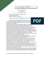 Kitab Para Datu / Pararaton