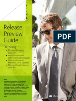 Microsoft Dynamics CRM 2015 Release Preview Guide