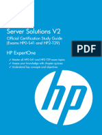 tHP ATP Server Solutions V2 Official Certification Study Guide (H.epub
