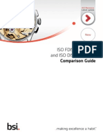 Iso 9001 Fdis-dis Comparison Final July 2015