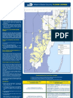 2010 Miami-Dade Flood Zones