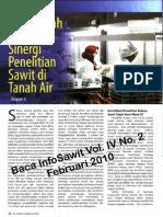 Membedah Kesiapan Sinergi Penelitian Sawit di Indonesia