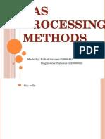 Gas Processing Methods