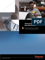 Manufacturing Quality Control Brochure