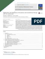 Amanda Halliburton & Lee Cooper - Applications and adaptations of ACT for adolescents.pdf