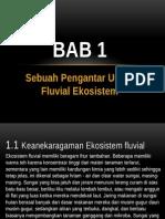Ppt Bab 1 Stream Ecology