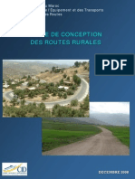 Guide de conception des routes