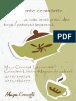 Chestionar Maya Concept Ceainarie - 10-15-02