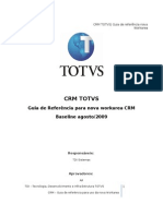 CRM - Guia Referencia - Nova Workarea CRM - Agosto-2009