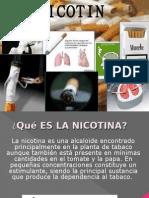 la Nicotina