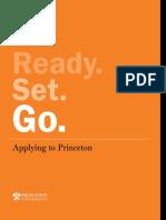 Princeton ReadySetGo 2014