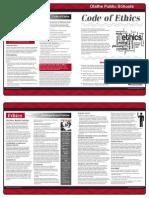 07302015 code of ethics brochure
