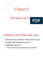 Chapter3 Datalink Layer