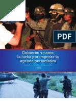 Informe libertad de expresion en Mexico 2009