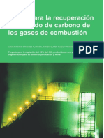 recuperacion de dioxido de carbono