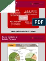 Como Vender al Estado Peruano