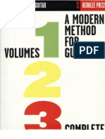 A Modern Method for Guitar (Berklee) 1 (1)