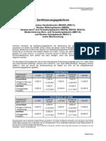 DGNB Übersicht Zertifizierungsgebühren Nov2011 De
