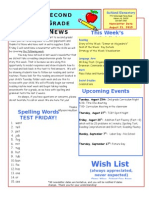August 21 Newsletter
