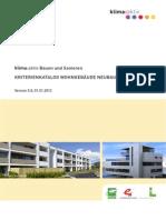 Kriterienkatalog Wohnbau Neubau 2012 v5 0 Neuelinks