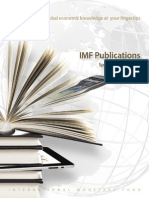 IMF Publications Catalog, Spring 2015