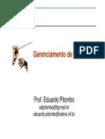 Gerenciamento de Projetos - FGV