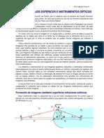 Lentes Espejos e Instrumentos Opticos