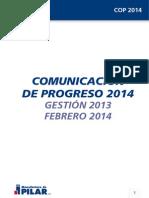 Manufactura Pilar 2014