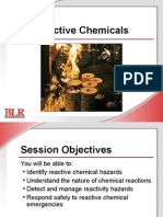 Reactive Chemicals Training Presentation