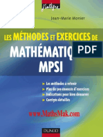 MATHEMATIQUES_MPSI