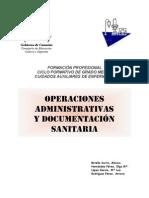 Operaciones Administrativas