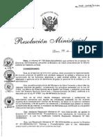 Rm468-2008-Directiva Administrativa Uso, Redaccion y Remision de Comunicaciones Escritas