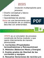 Hysys Termodinamica II 2003